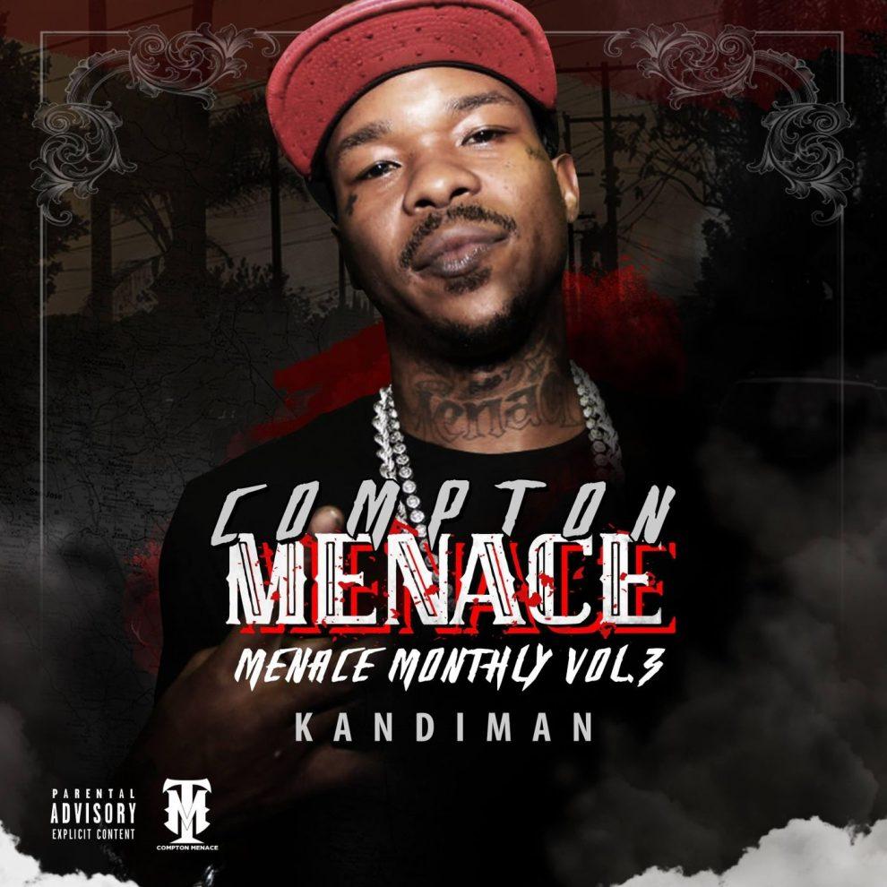 Download Compton Menace – Menace Monthly vol 3 Album 2019